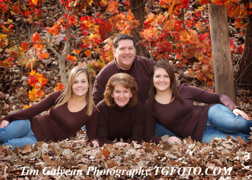 Family portraits Overland Park Kansas City area Blue Valley