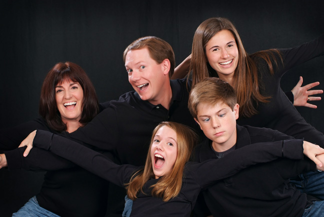 Indoor studio family portraits, Family Portraits, Kansas City, Overland Park, Olathe, on location or at our studio, Overland Park Arboretum, Antioch Park, Lenexa,Lee's Summit,Raymore, Louisburg,Stilwell,Leawood